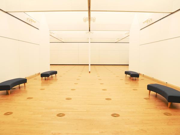展示室ホール