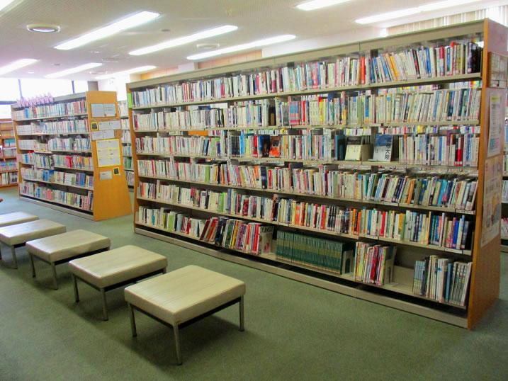 一般図書エリア