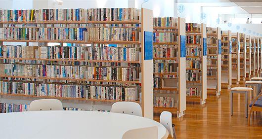 TRC 八千代中央図書館