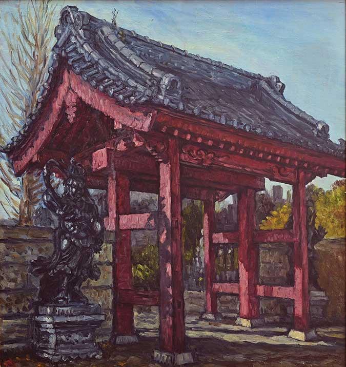 小野 昭:長福寺