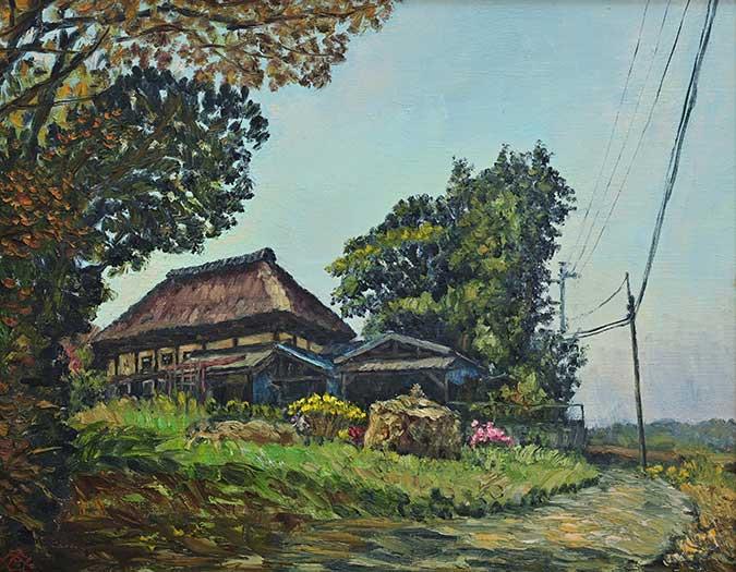 小野 昭:農家への道